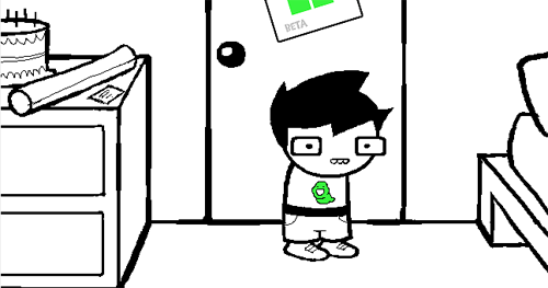 homestuck 1 Eternal: Write About Homestuck